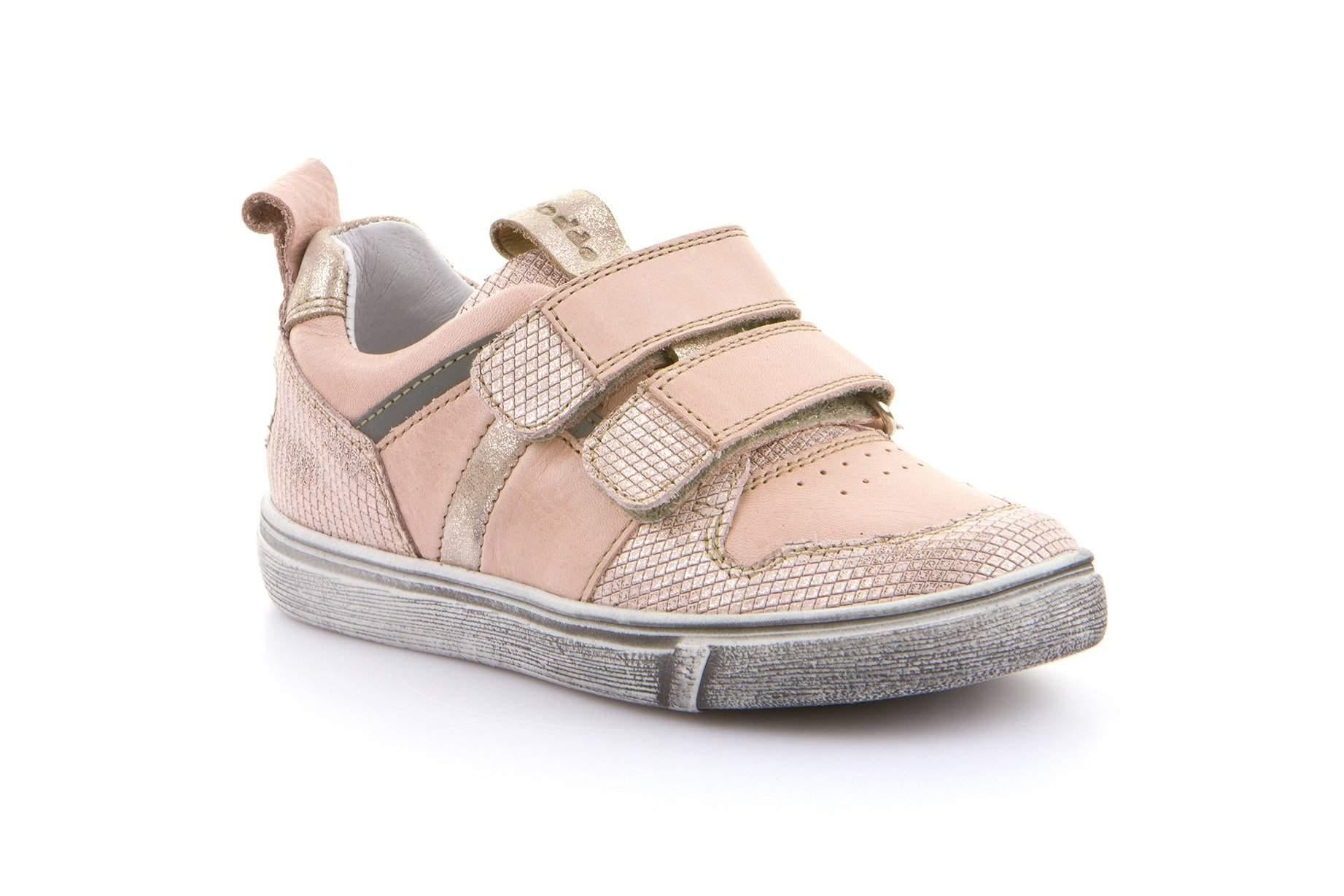 Froddo/G3130124-9/Pink/Girls Leather Shoes /Little Kid - ShoeKid.ca
