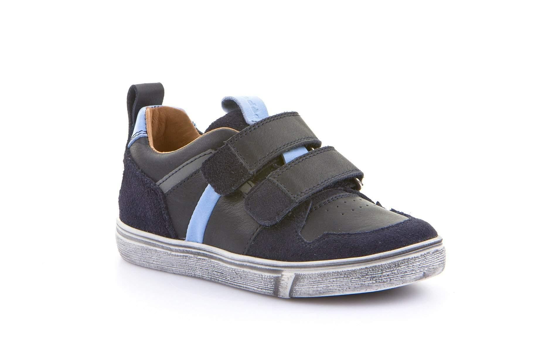 Froddo/G3130124/Blue/Boys Leather Shoes /Little Kid - ShoeKid.ca
