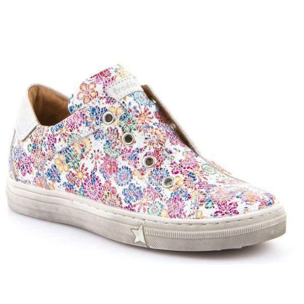 Froddo/G3130127-3/Flower+/Girls Casual Shoes /Little Kid - ShoeKid.ca