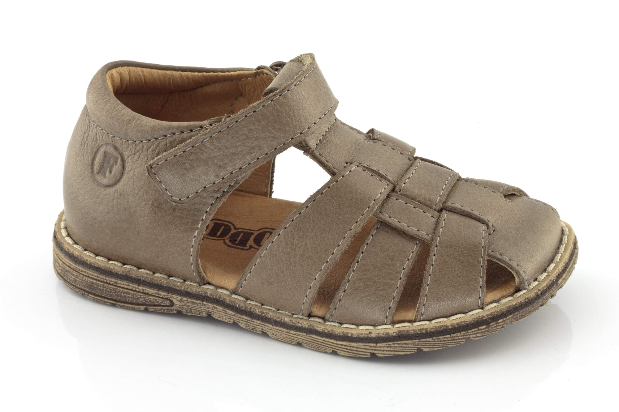 Froddo/G3150052-4/Brown/Boys Leather Sandals /Toddler - ShoeKid.ca