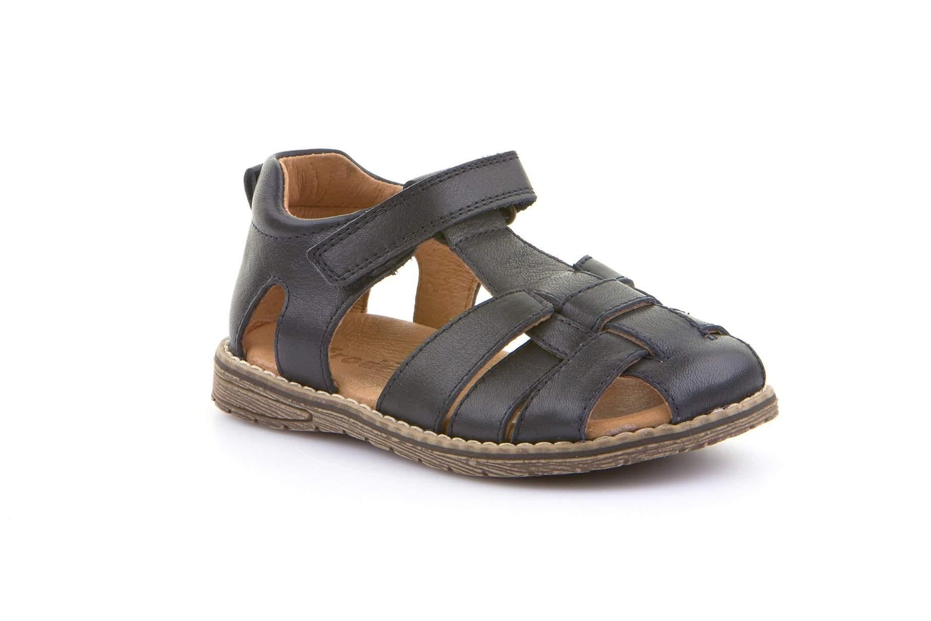 Froddo/G3150139/Navy/Boys Leather Sandals - ShoeKid.ca