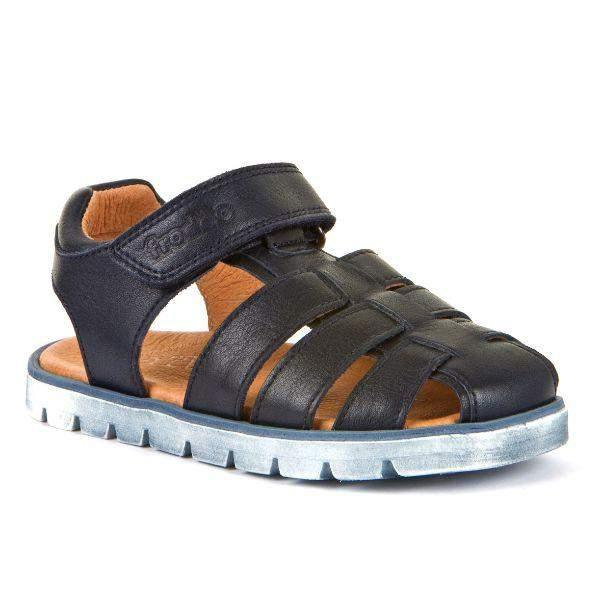 Froddo G3150190-4 Keko Boys Leather Sandals