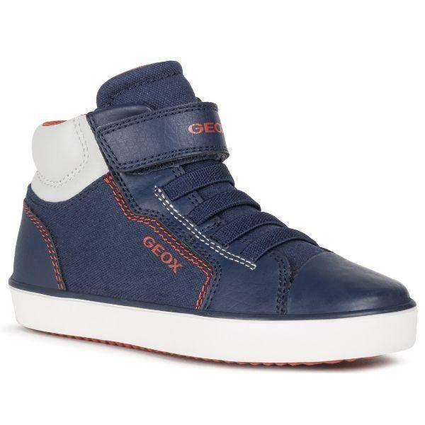 Geox Boys Gisli B. High Top Sneakers Little Kids/Big Kids