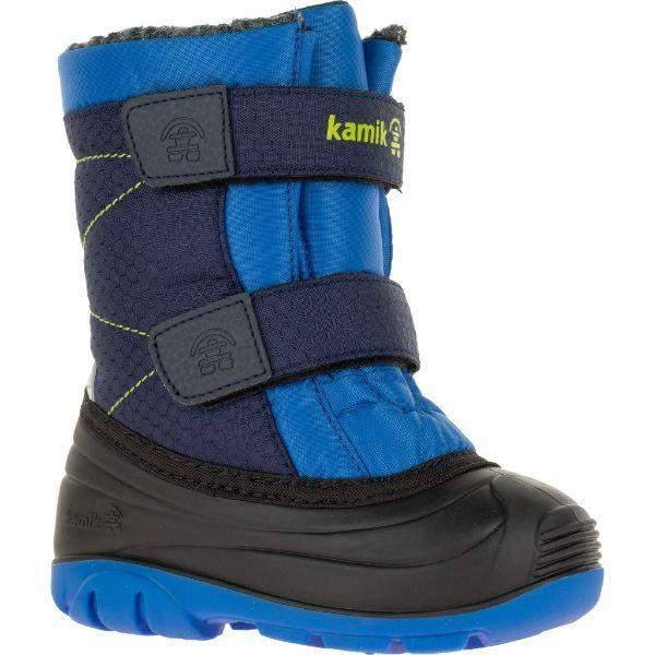 Kamik Sapling Toddler Boys Waterproof Winter Boots -40C - ShoeKid.ca