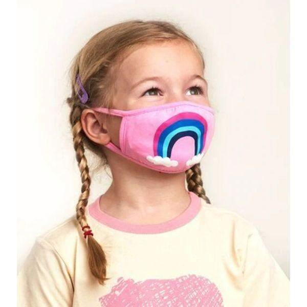 Hatley Kids Face Mask - Rainbow