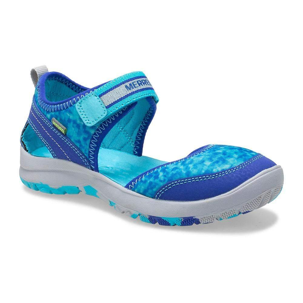Merrell/MK162549/Hydro Monarch 3.0/Blue/Girls Sandals/Big Kid