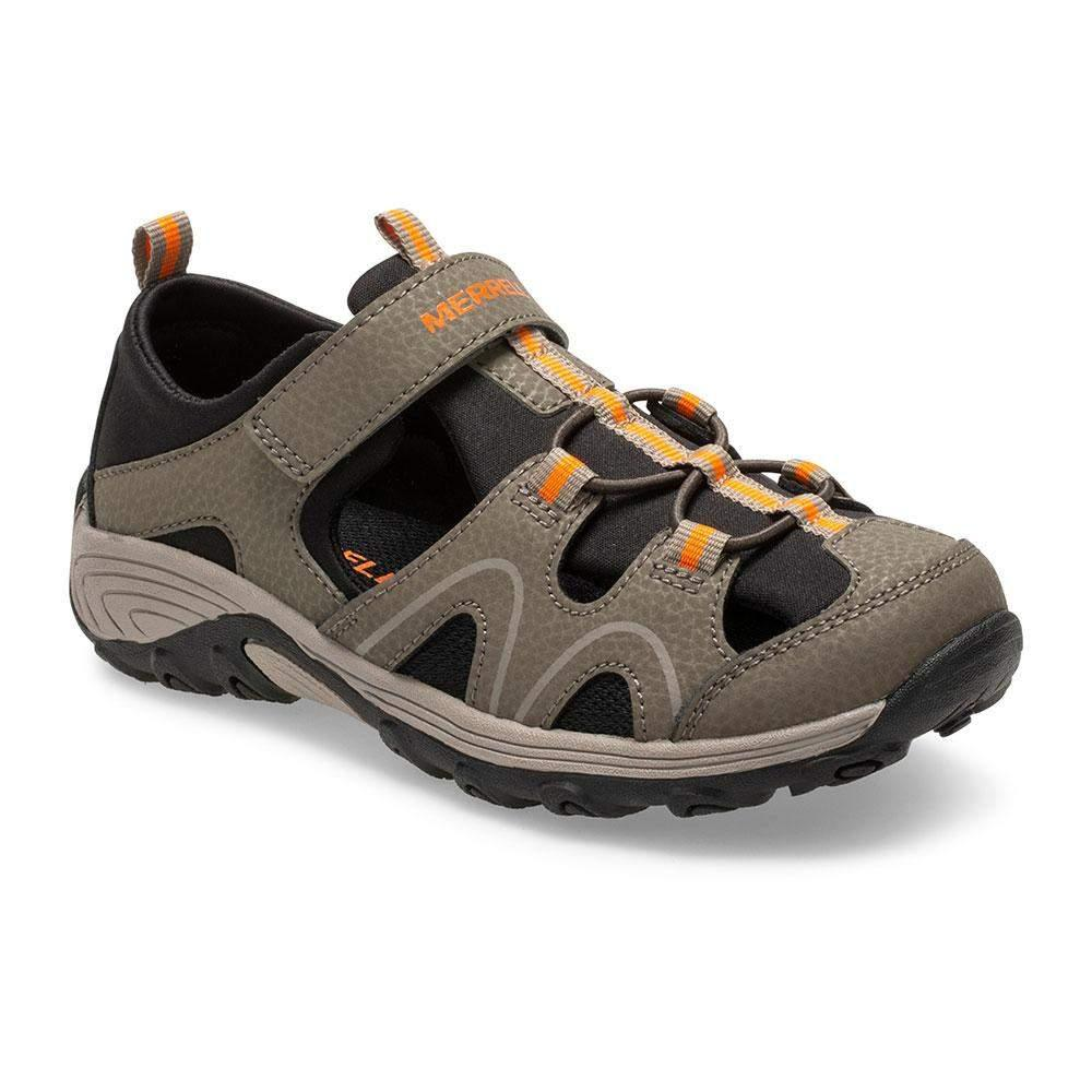 Merrell/MK262021/Hydro Teton/Gunsmoke/Boys Sandals/Big Kid - ShoeKid.ca