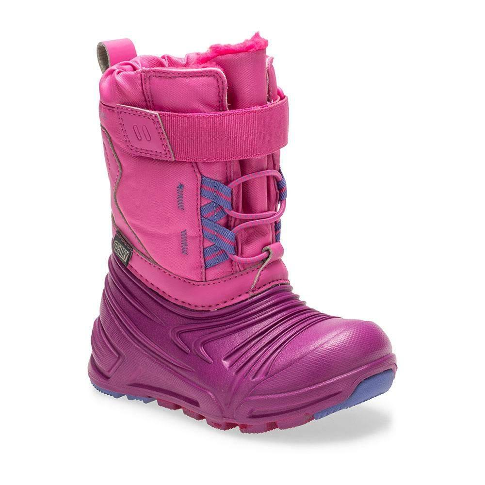 Merrell Snow Quest Waterproof Girls Toddler Winter Boots - ShoeKid.ca