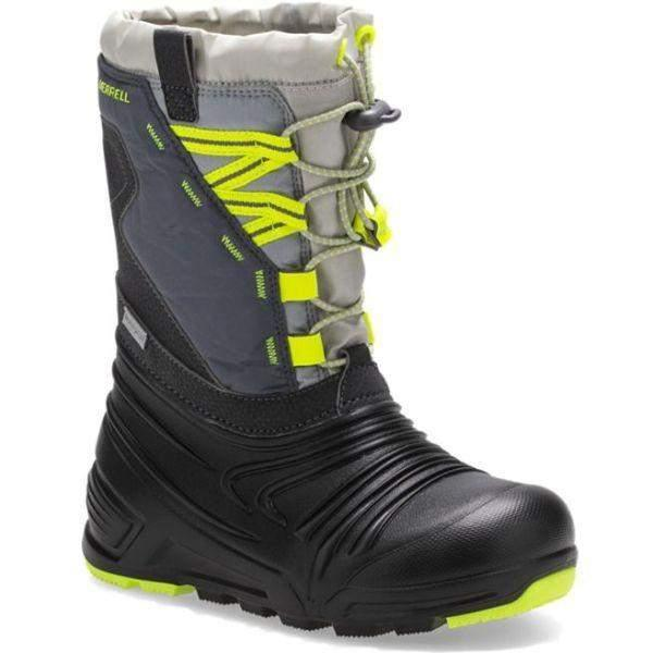 Merrell Kids Snow Quest Lite 2.0 Waterproof Boys Winter Boots - ShoeKid.ca