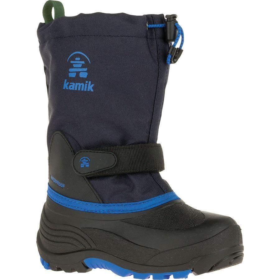 Kamik WATERBUG5 Boys Little/Big Kids Waterproof Winter Boots -40C - ShoeKid.ca