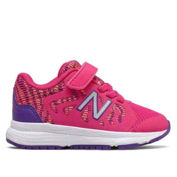 New Balance Girls IT519WP2 Toddler Running Shoes