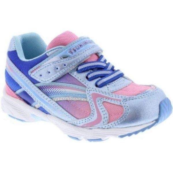 Tsukihoshi Glitz Ice Royal Girls Running Shoes (Machine Washable) - ShoeKid.ca
