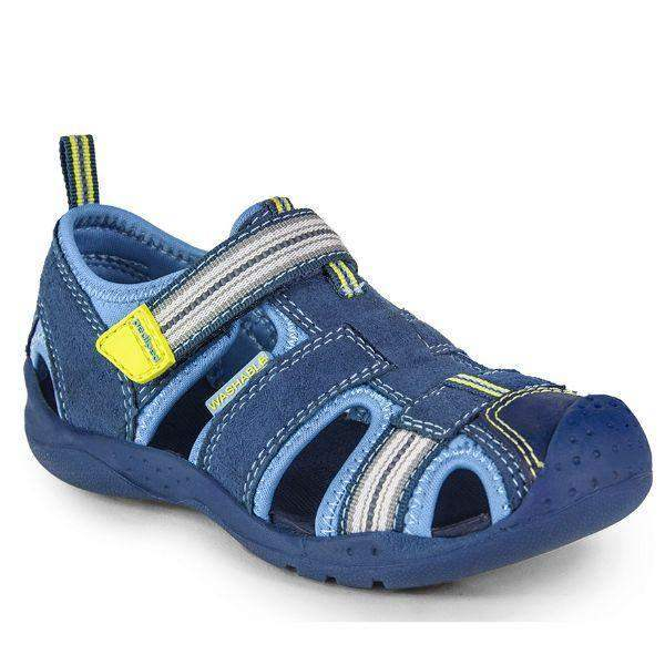 Pediped Sahara Kids Water Friendly Machine Washable Sandals - ShoeKid.ca