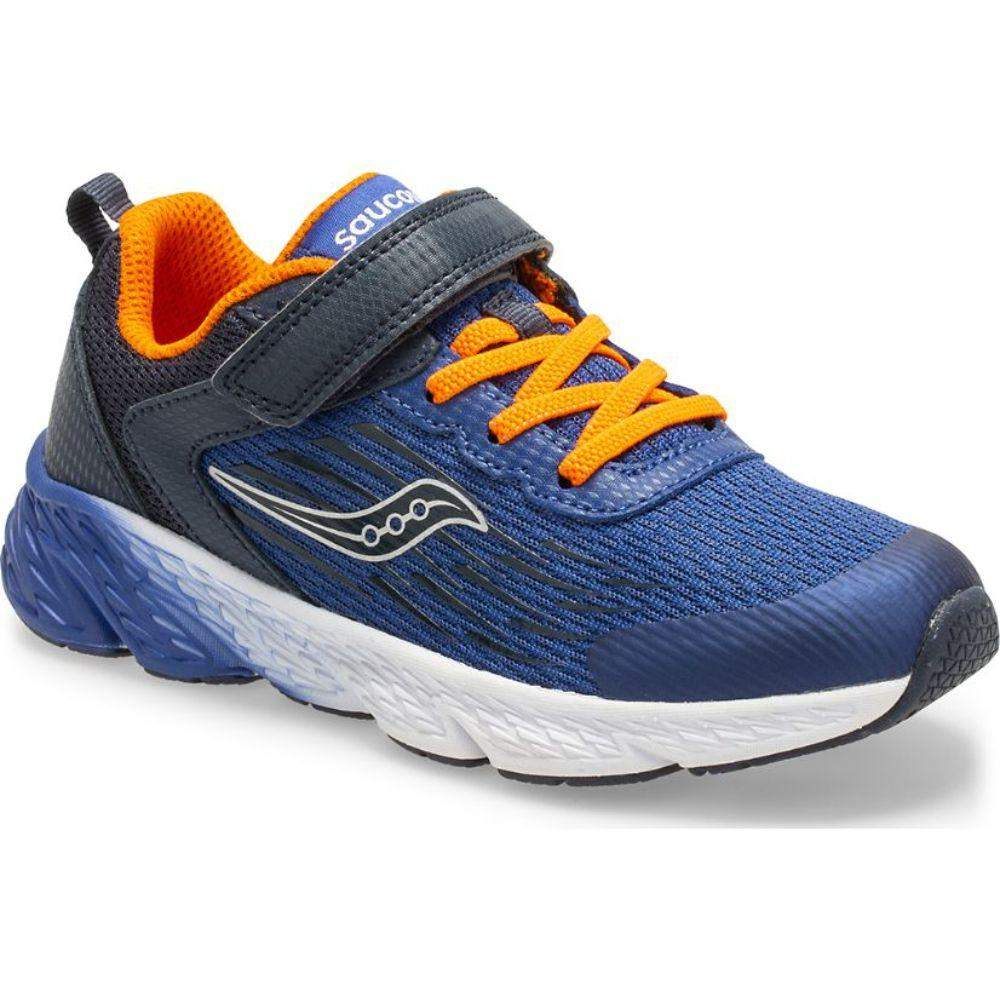 Saucony/SK261527/WIND A/C/ Running Shoes/Little Kid