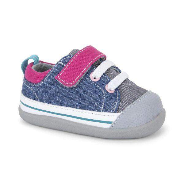See Kai Run Stevie II INF Baby Toddler Shoes - ShoeKid.ca