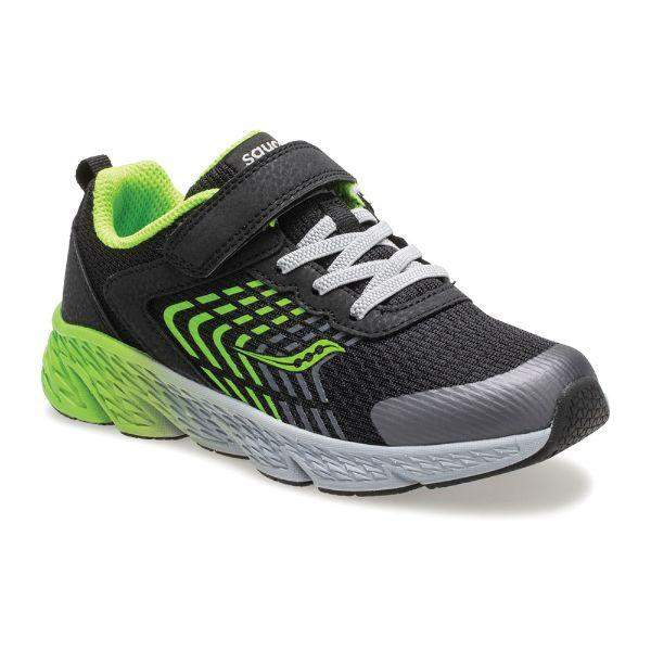 Saucony/SK262415/Wind A/C/ Running Shoes/Little Kid/Big Kid