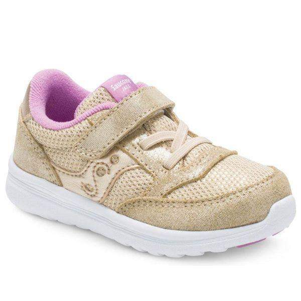 Saucony Baby Jazz Lite/Girls Toddler/Little Kid Running Shoes