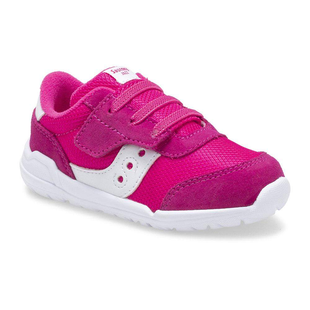Saucony SL162500 Jazz Riff Girls Running Shoes (Machine Washable)