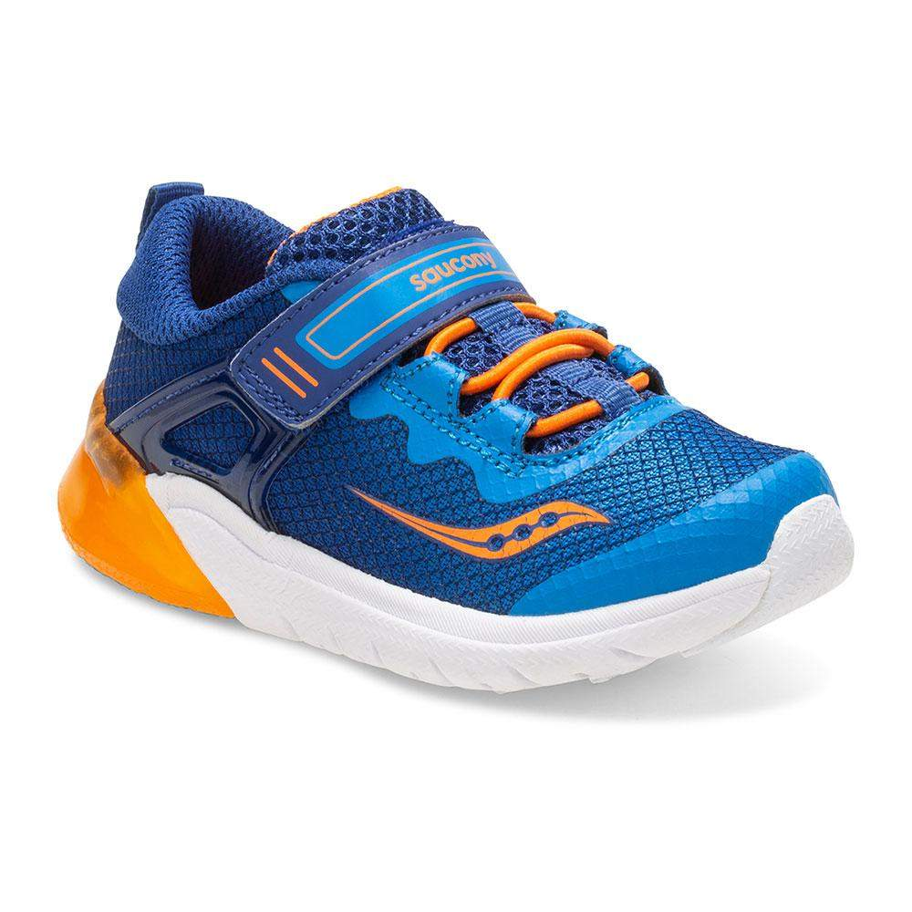 Saucony/SL261616/Flash Glow Running Shoes/Toddler