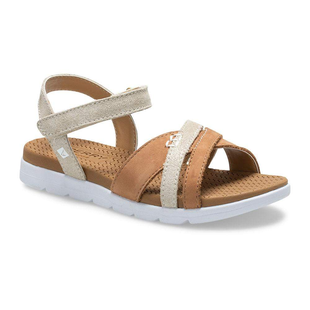 Sperry/STK162365/Leeway/Girls Sandals/Little Kid/Big Kid