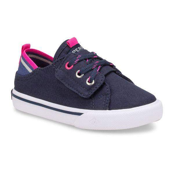 Sperry/STL163832/Hy-Port Jr Navy/Girls Casual Shoes/Toddler