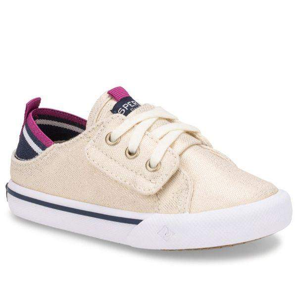 Keds STL163834 HY-PORT Girls Toddler Casual Shoes (Velcro Closure)