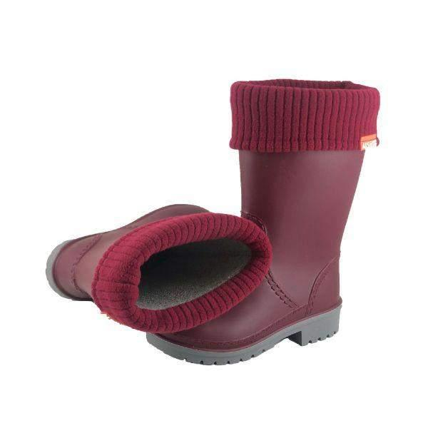 Alisa Kids Lightweight Rainboots with Removable Insulation -5C