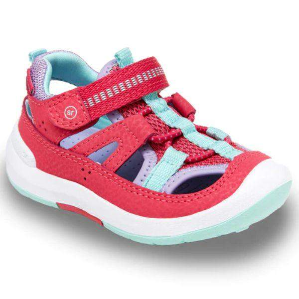 Stride Rite Wade Infant/Toddler Girls Sandals (Machine Washable)