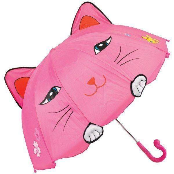 Kidorable Kids Umbrella Lucky Cat - ShoeKid.ca