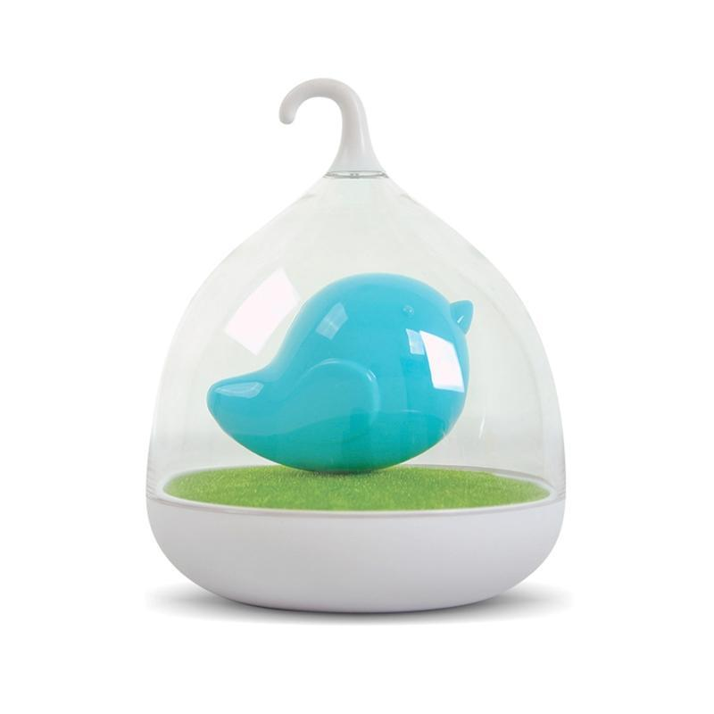 Kushies Birdcage Night Light Blue - ShoeKid Canada