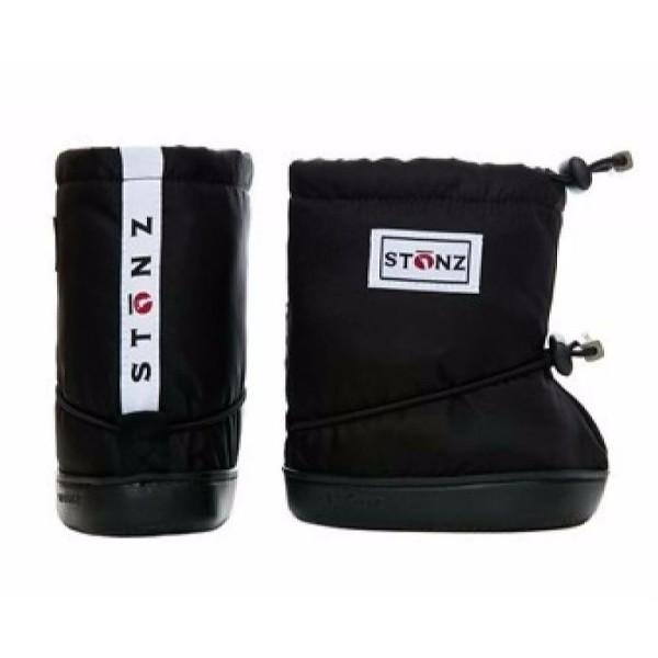 Accessories - Stonz Bootie Black PLUS FOAM / Infant / Toddler