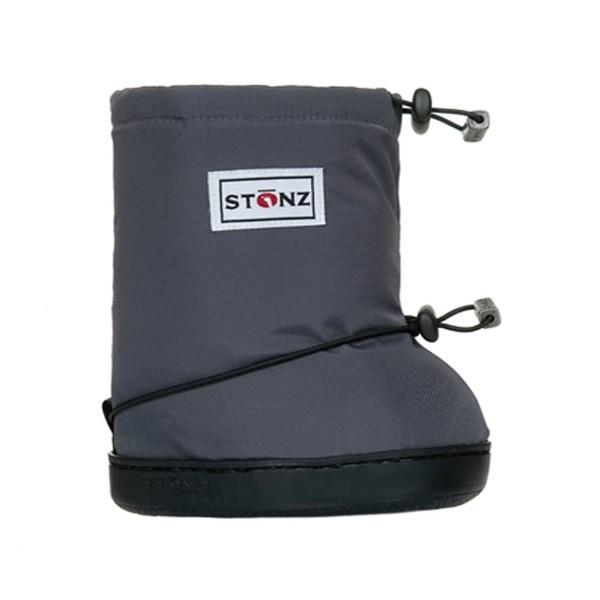 Accessories - Stonz Bootie Gray PLUS FOAM / Infant / Toddler