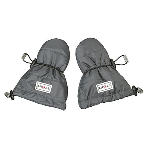 Accessories - Stonz Mittz - Waterproof And Warm Mittens / Gray