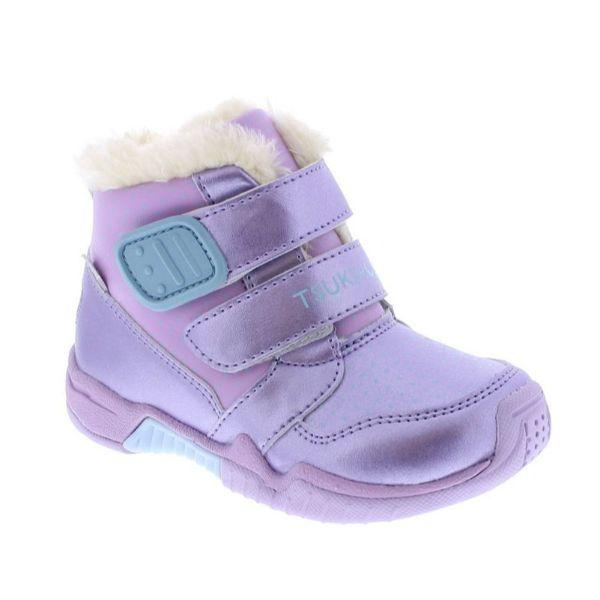 Girls Winter Boots - Tsukihoshi Igloo Girls Winter Boots
