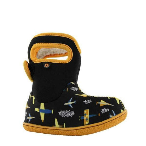 Baby Bogs Plane Waterproof Boots / Toddler - shoekid.ca