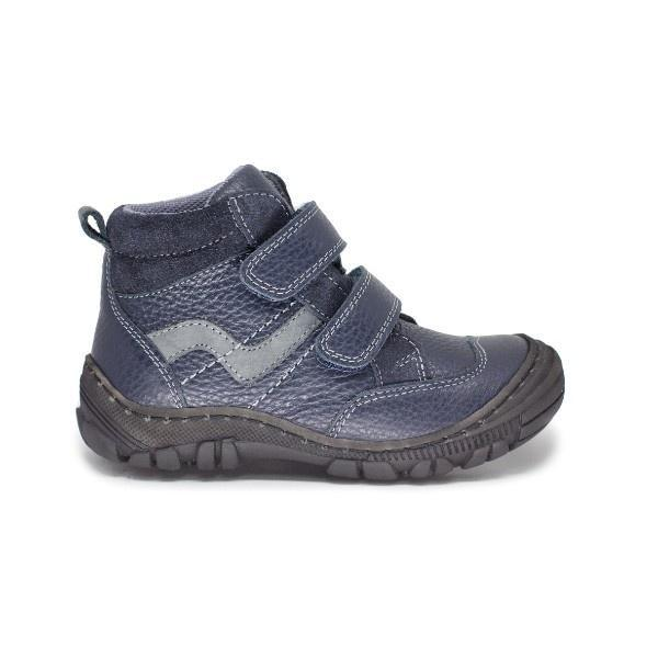 Ciciban Focus Deep Boys Leather Boots  - Arch Support - ShoeKid Canada
