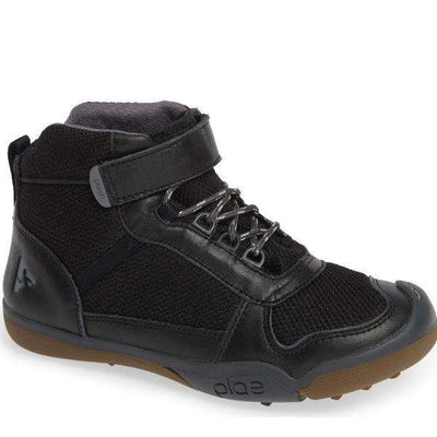 Boys Casual Shoes - Plae Kaiden Waterproof Black Casual Boot
