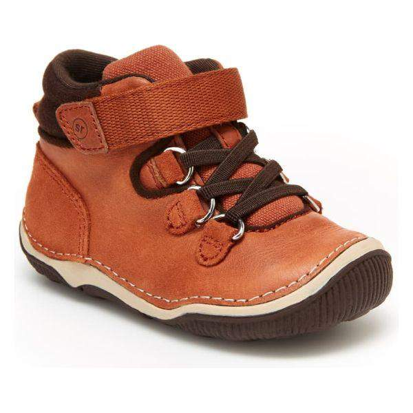 Stride Rite Gavin Sierra Toddler Leather Boots