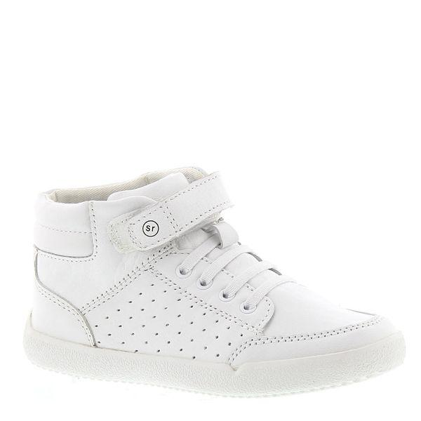 Boys Casual Shoes - Stride Rite SR-STONE WHITE Infant / Toddler
