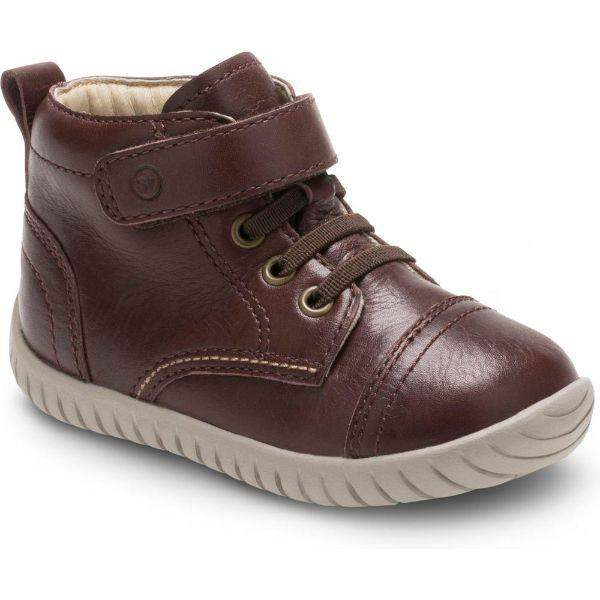 Boys Casual Shoes - Stride Rite SRT Carlo Brown Toddler Boys Boots