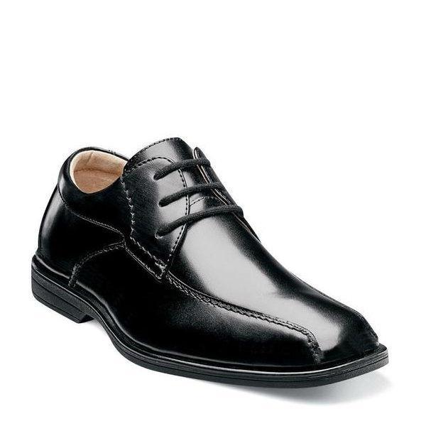 Florsheim Reveal Bike OX / Boy Dress Shoes - ShoeKid Canada
