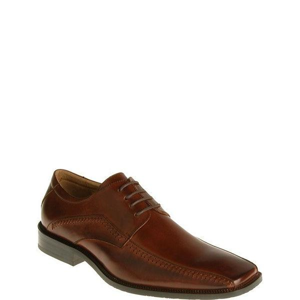 Boys Dress Shoes - Stacy Adams Farrell Brown  / Youth