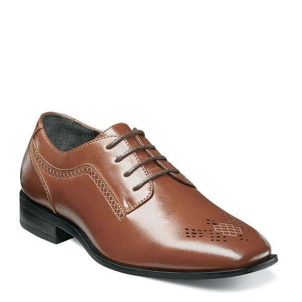 Boys Dress Shoes - Stacy Adams Somerton Boys Dress Shoes / Kids / Youth