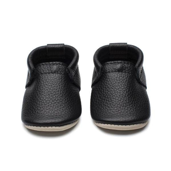 Boys First Walking Shoes - Minimoc Stallion Baby Shoes