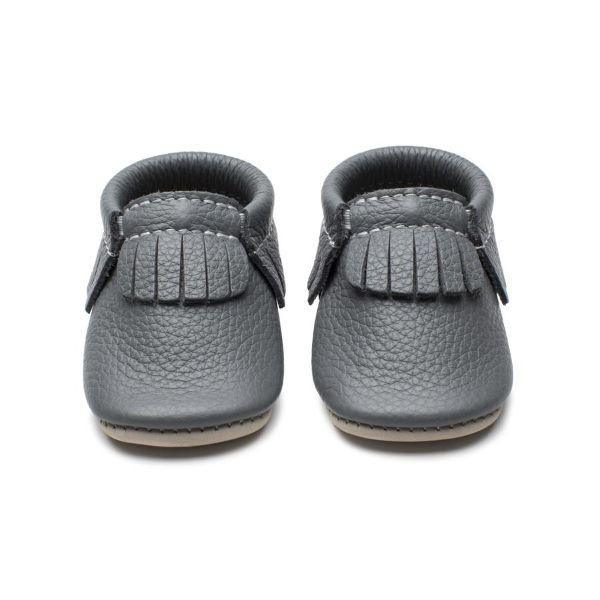 Boys First Walking Shoes - Minimoc Stingray Baby Shoes