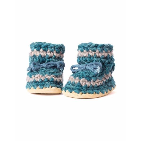 Padraig Baby Forest / Infant / Toddler Slippers