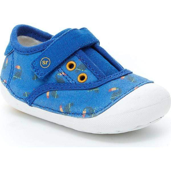 Boys First Walking Shoes - Stride Rite Avery Toucan / Infant/Toddler
