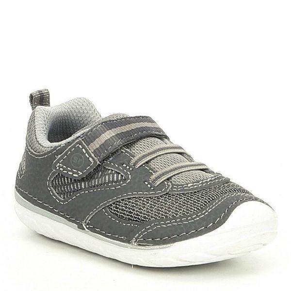 Boys First Walking Shoes - Stride Rite Baby Boys Adrian  Sneaker