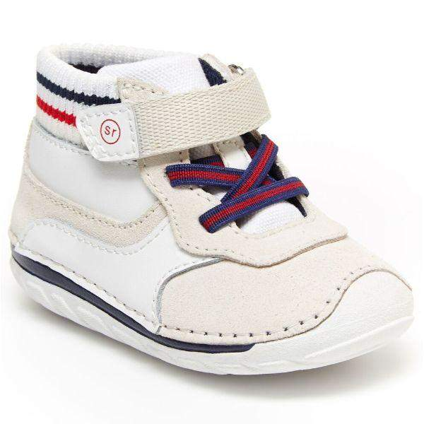 Boys First Walking Shoes - Stride Rite Boys Asher  Infant Toddler Boots