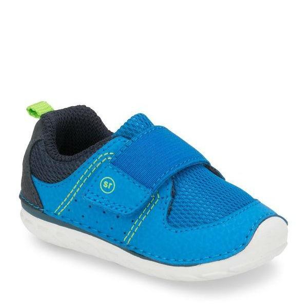 Boys First Walking Shoes - Stride Rite SM RIPLEY ROYAL Infant/Toddler